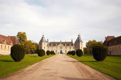 Chateau de Sully exterior