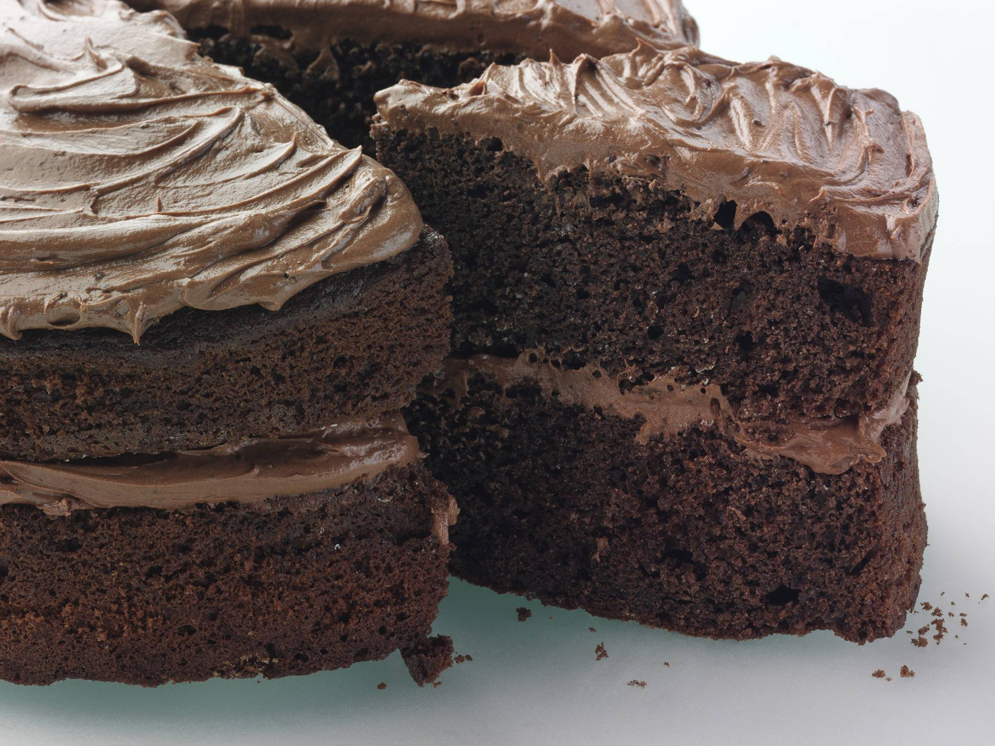 Easy Chocolate Fudge Cake Recipe How To Make House Garden