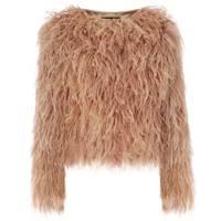 Frankie Faux Fur Coat