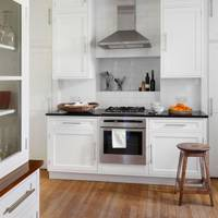 Kitchen - The London Home of Wendy Nicholls