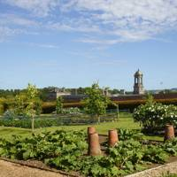 The Vegetable Garden at Bowood