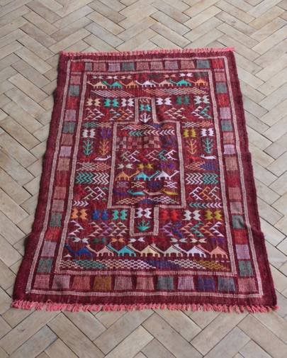 Moroccan Kilim, Cart House, £95