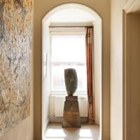Hallway Art - Colefax & Fowler Home | Real Homes