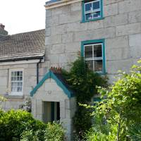 An eighteenth-century writer's cottage in Dorset