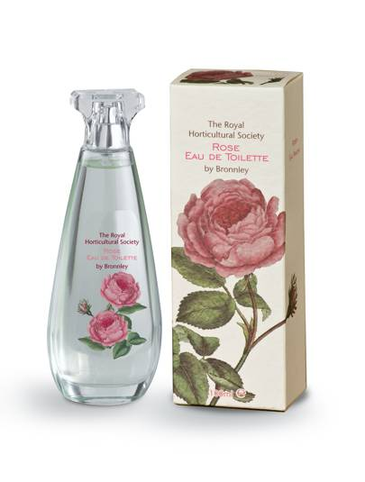 16. RHS Rose Eau De Toilette 100ml, £17.00