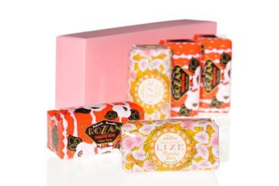 December 23: Cologne & Cotton Claus Porto Mini Soaps Box Set, £22