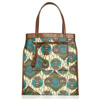 Print Leather Bag