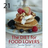 December 21: Pure Package The Diet for Food Lovers Cookery, £20