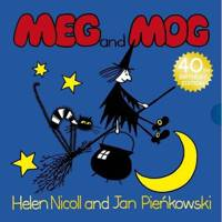 Meg and Mog by Helen Nicoll and Jan Pienkowski