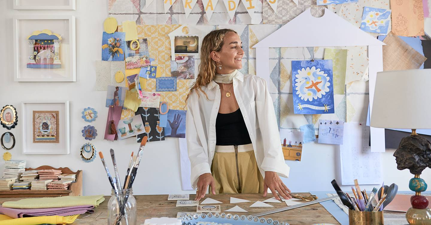Artist Ruby Kean shares ten tips for collaging