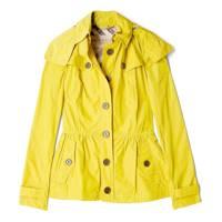 Lemon Packaway Jacket