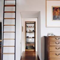 Small Space Mezzanine Steps