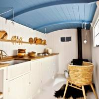 Hygge: Shepherd's Hut Kitchen