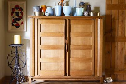 Converted Barn - 1940s Cabinet