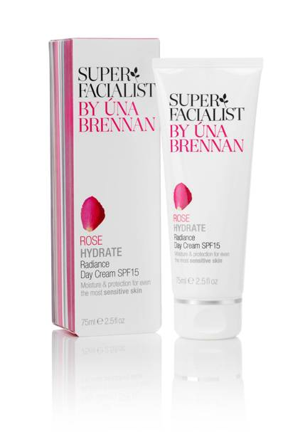 5 December: Rose Hydrate Radiance SPF15 Day Cream, £12.99