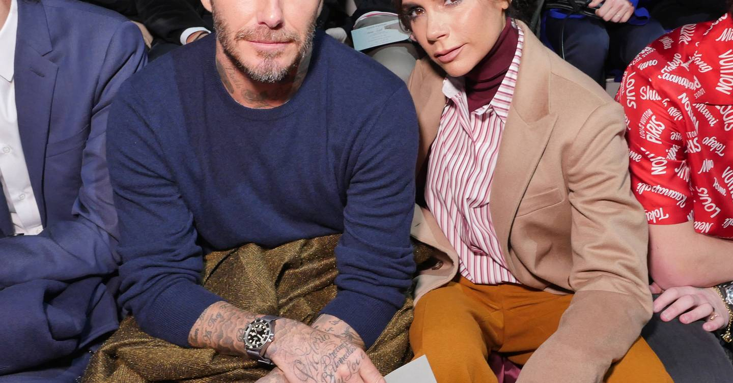 David and Victoria Beckham just secretly sold their Beverly Hills mansion for $33 Million