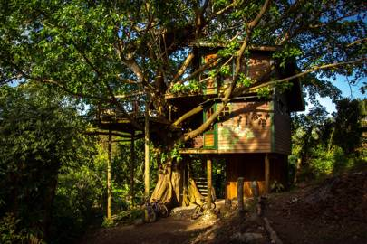 The Utila Treehouse, Honduras