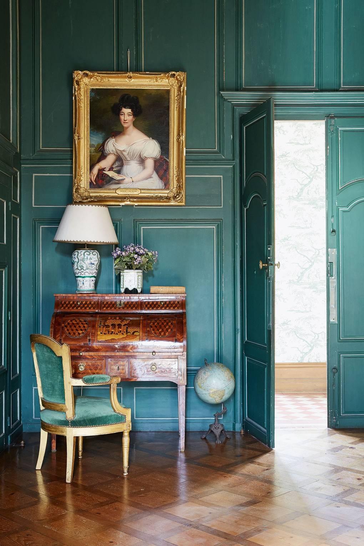 Château de Sully the French Home of Duchesse de Magenta | House & Garden