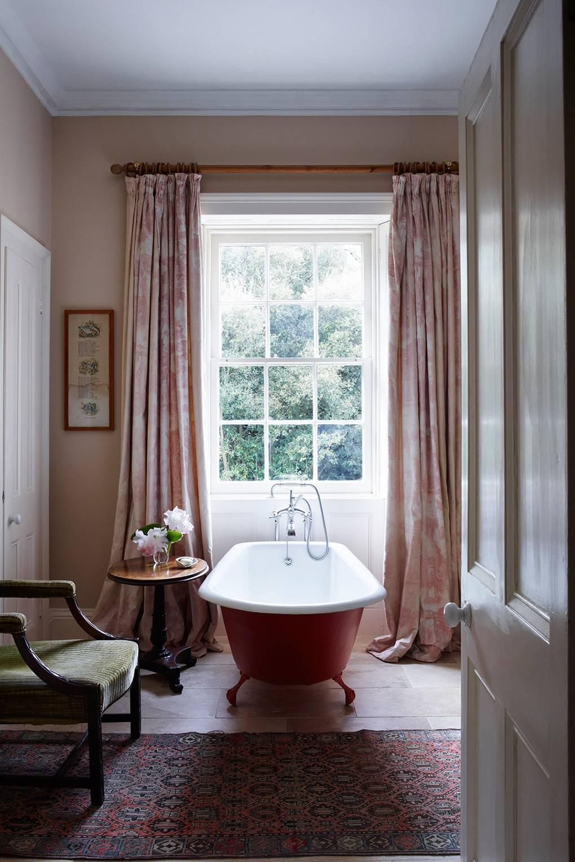 Bathroom Curtains House Garden
