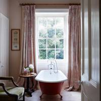 Traditional Bathroom Freestanding Tub