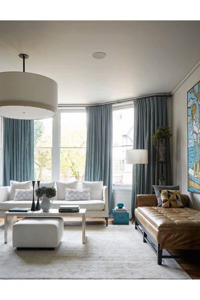 Drawing Room - Modern Victorian Oxford House