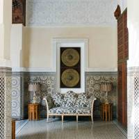 2011: ROYAL MANSOUR, MARRAKESH