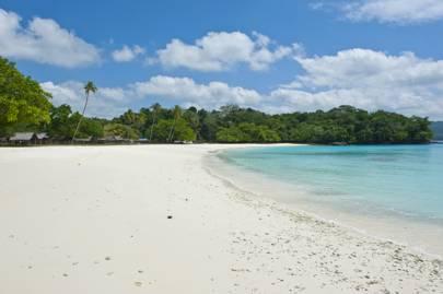 Champagne Beach, Republic of Vanuatu