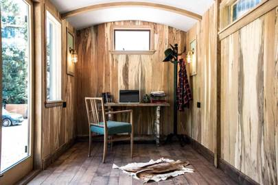 Freight Carriage Workspace