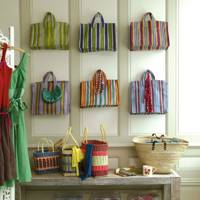 Create a Tote Bag Storage System