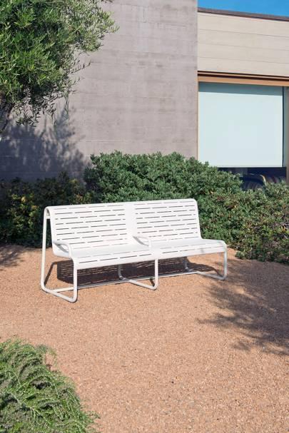 Janus et Cie Civic Bench