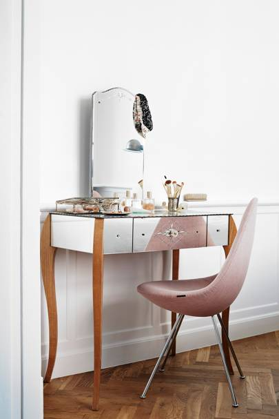 Dressing Table - Scandinavian Home of Pernille Teisbaek