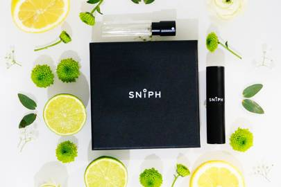 February 22: Sniph Box with Clean Fragrance and Gift Card, £36.00