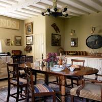 Kitchen Dining Room - Emma Burns' Converted Stable Block