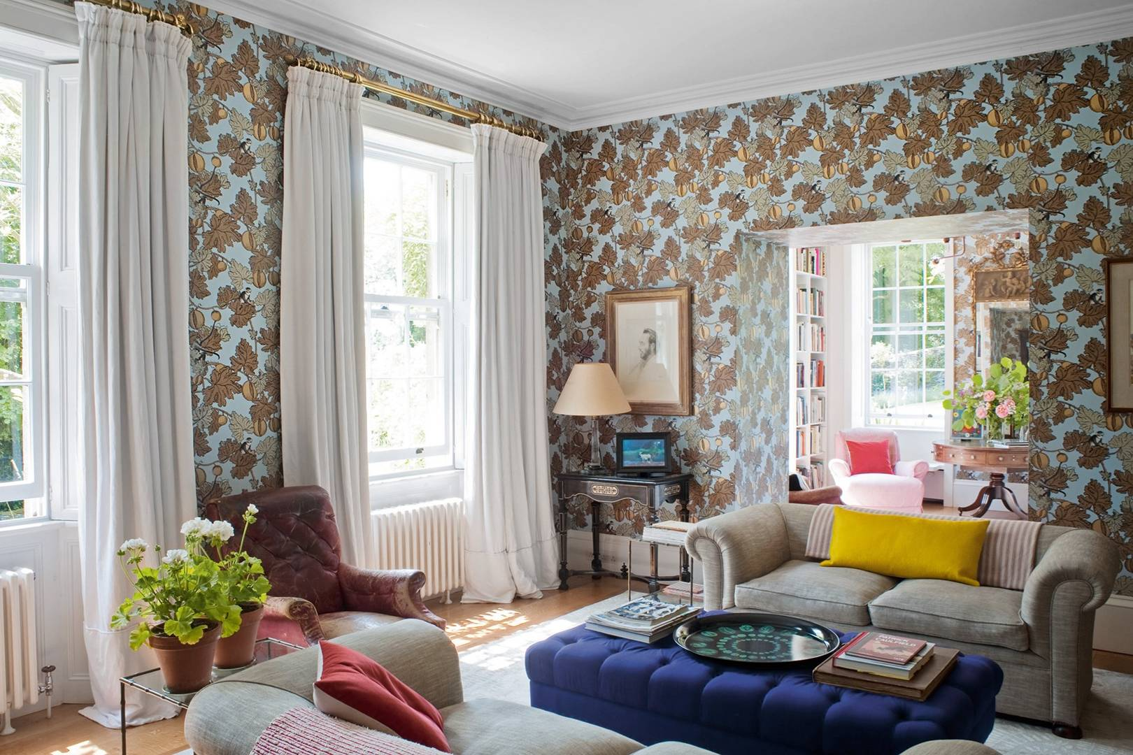 Curtains and blinds   House & Garden