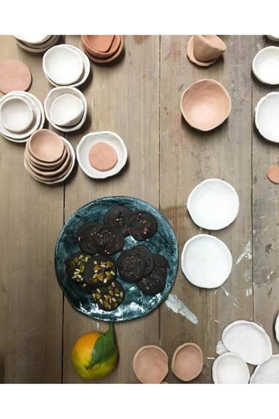 Ceramics with Kana London