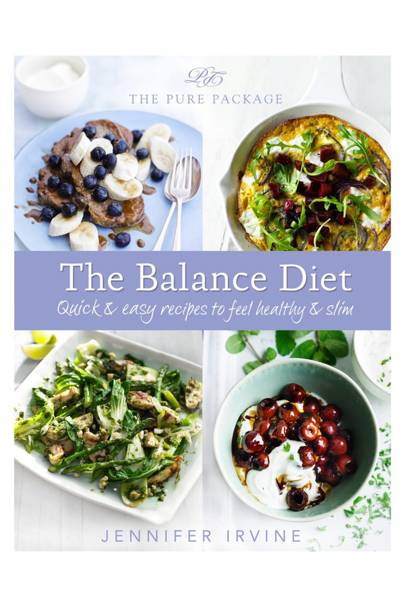 February 24: Pure Package £50 voucher and The Balance Diet Cookery Book by Jennifer Irvine, £70