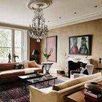 Drawing Room - London Terrace Restoration