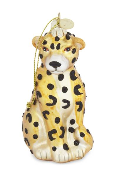 Leopard Ornament from Selfridges