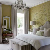 Yellow Wallpaper and Paint