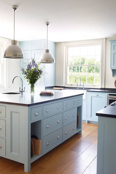 kitchen cabinets and units house garden rh houseandgarden co uk light blue kitchen cabinets for sale light blue kitchen cabinets for sale
