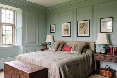 Main Bedroom - Newbuild Jacobean-style Manor