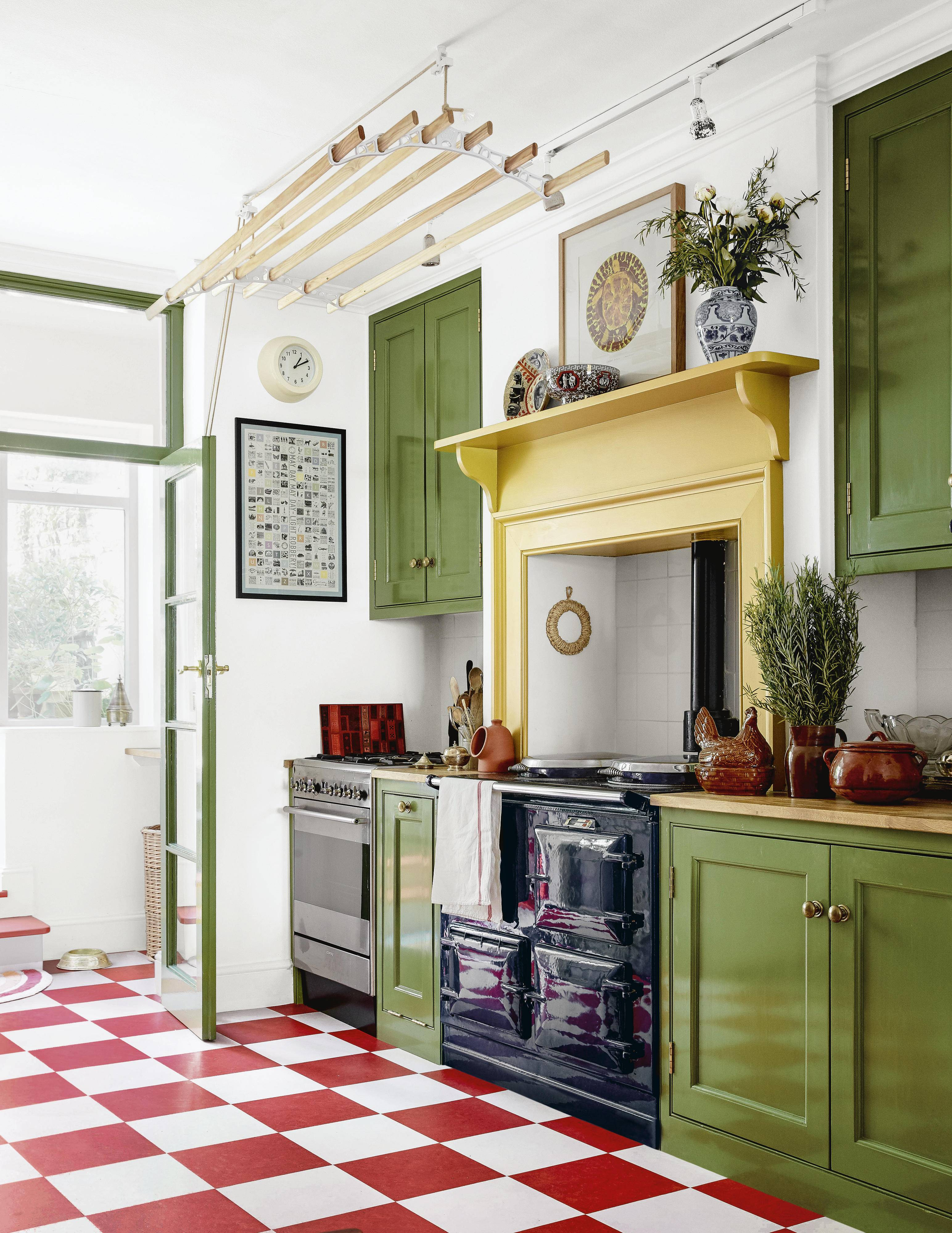 Kitchen Flooring Ideas House Garden