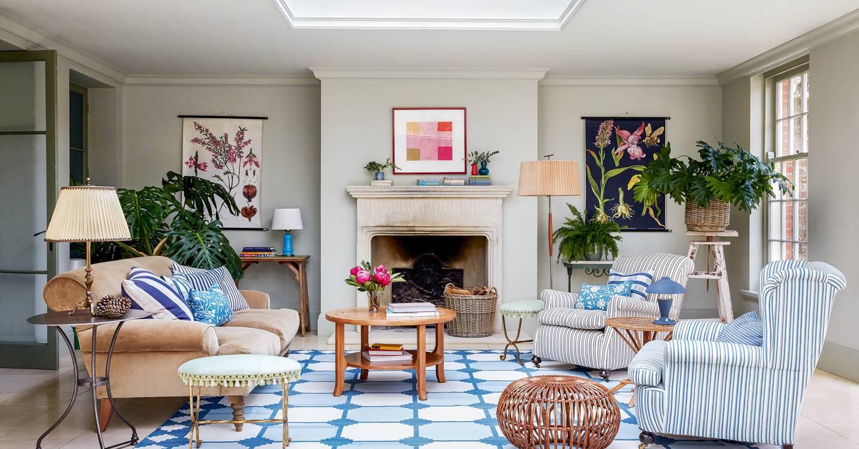 Living room ideas   House & Garden