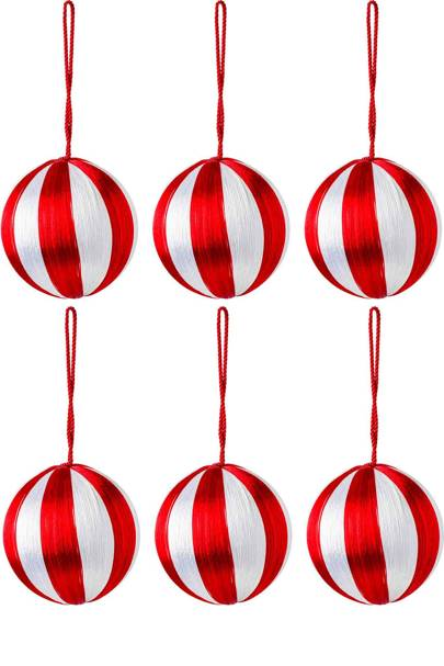 The Conran Shop - Vertical Stripe Bauble