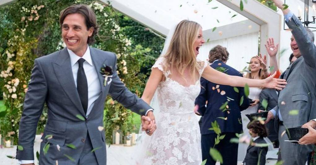 A look at the food, drink and decorations at Gwyneth Paltrow's wedding in the Hamptons