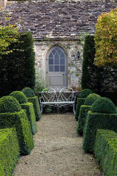 Cotswolds Estate Bench