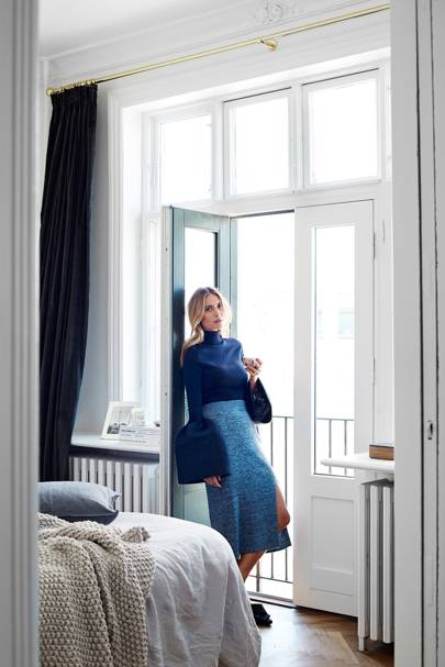 Bedroom - Scandinavian Home of Pernille Teisbaek