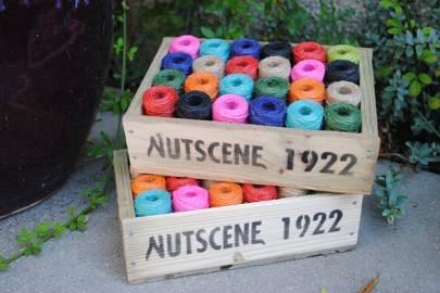 Mini Heritage Twine Crate