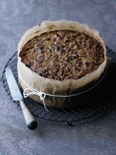 a traditional christmas cake recipe