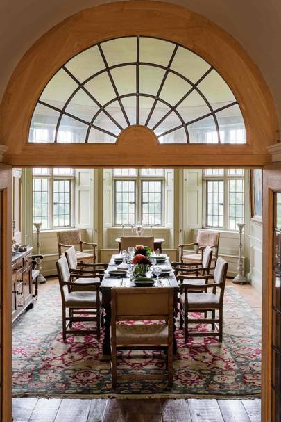 Dining Room - Newbuild Jacobean-style Manor